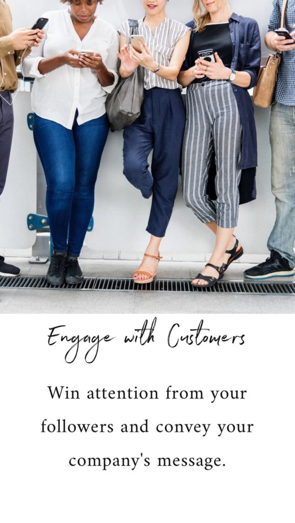 Engage with Customers Social Media South Florida